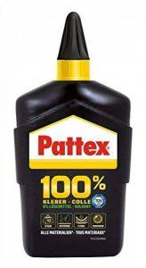 """Pattex 1541276 Colle 100%"""" bouteille 200 g, Noir de la marque Pattex image 0 produit"""