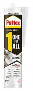 Pattex Colle de fixation One For All Crystal - 290 g - Transparent de la marque Pattex image 0 produit