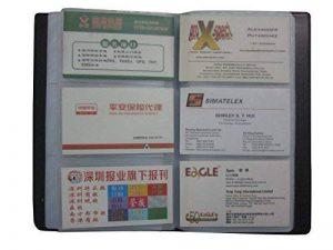 pochette carte visite TOP 9 image 0 produit