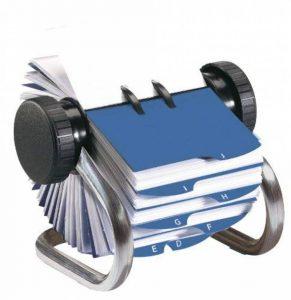 porte cartes de visite rotatif TOP 2 image 0 produit