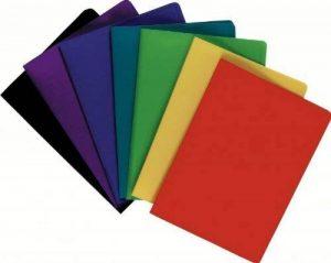 Porte vues prolypropylene souple pochettes grainees opaque 80 vues - a4 de la marque Exacompta image 0 produit