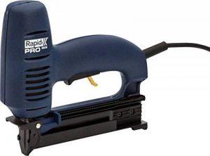 Rapid, 10643001, Agrafeuse électrique, Puissance et précision, Grande capacité, Pour un usage régulier, PRO, R606 de la marque Rapid image 0 produit
