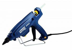 Rapid, 5000327, Pistolet à colle Pro-industriel Thermofusible220W, Pour un collage professionnel, Bâton de colle Ø12mm, EG340, PRO de la marque Rapid image 0 produit