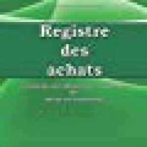 registre achat TOP 12 image 0 produit