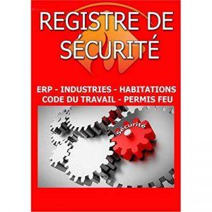 Registre de sécurité complet - 60 PAGES de la marque Mondial Extincteur image 0 produit