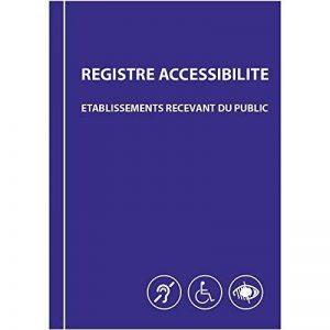 Registre public d'accessibilité de la marque Mondial Signalétique image 0 produit