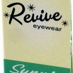 Revive Eyewear Lunettes de soleil style Lennon oeil rond–Taille standard Verres Teintés (Jaune) de la marque Revive Eyewear image 1 produit
