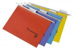 Rexel Multifile Plus Dossier suspendu A4 15 mm assortis, pack de 20 de la marque Rexel image 0 produit