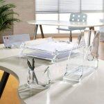 Rexel - Nimbus Trieur à Courrier - 2 Compartiments - Transparent de la marque Rexel image 2 produit