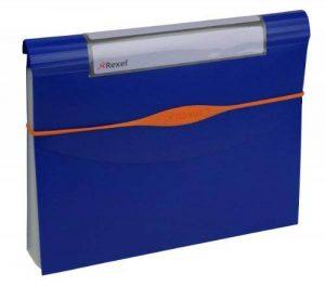 Rexel Optima Trieur extensible 13 compartiments coloris bleu de la marque Rexel image 0 produit