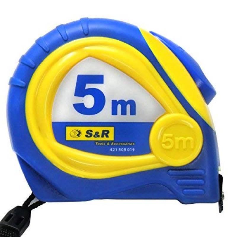 Rollmaßband avec magnétique du crochet d/'arrivée Mètre Ruban Mètre ruban à mesurer Mètre 3 M 5 m