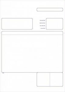 """Sage""""1Partie facture forme (Pack de 500) de la marque Sage image 0 produit"""