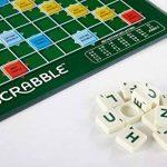 Scrabble, Jeu de Société et de Lettres, Version Française de la marque Mattel Games image 2 produit