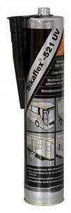 Sikaflex 521 UV - colle-mastic pour joints d'étanchéité multi-support - 300ml - noir de la marque SIKA FRANCE S.A.S image 0 produit