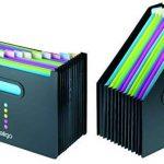 Snopake Eligo Porte revue trieurs 13 compartiments Format portrait de la marque Snopake image 1 produit