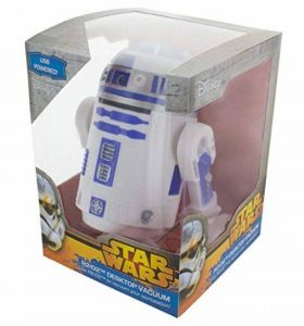 Star Wars R2-D2Bureau sous vide, Multicolore de la marque Star Wars image 0 produit