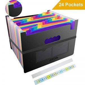 Pile de dépôt de tiroirs 10 tiroirs A4 avec étiquettes Home Office Storage Tidy Desk