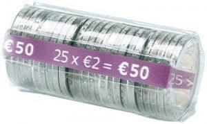 tube monnaie euro TOP 1 image 0 produit