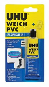 UHU Colle spéciale pour doux plastiques, 30g en tube 46655 de la marque UHU image 0 produit