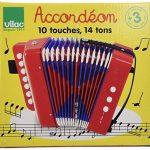 Vilac - 8300 - 1er Age - Musique - Accordéon de la marque Vilac image 1 produit