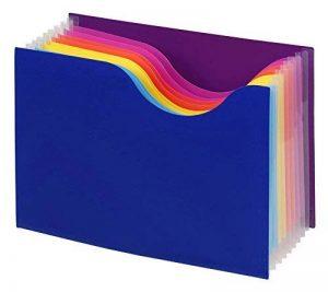 Viquel Happy Fluo Trieur de Bureau 8 Positions en polypropylène de la marque Viquel image 0 produit