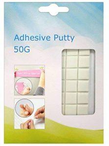 Yanyi Brand Adhésifs non toxiques, démontables et réutilisables, clou d'affiches(Super collant) (50g) de la marque Yanyi Brand image 0 produit